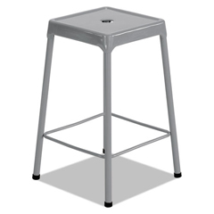 SAF6605SL - Safco® Counter-Height Steel Stool