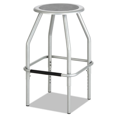 SAF6666SL - Safco® Diesel Industrial Stool with Stationary Seat