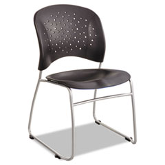 SAF6804BL - Safco® Reve™ Guest Chair with Sled Base