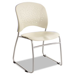 SAF6804LT - Safco® Reve™ Guest Chair with Sled Base