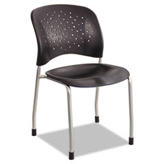 SAF6805BL - Safco® Reve™ Guest Chair with Straight Legs