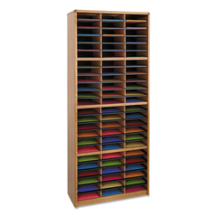 SAF7131MO - Safco® Value Sorter® Literature Organizers