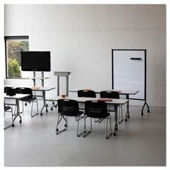 SAF8511BL - Safco® Impromptu® Whiteboard Collaboration Screen