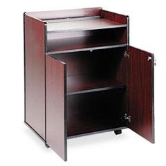 SAF8919MH - Safco® Executive Mobile Presentation Stand