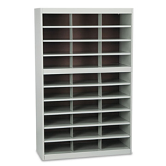 SAF9274GR - Safco® E-Z Stor® Steel Project Organizers