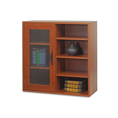 SAF9444CY - Safco® Aprs™ Single-Door Cabinet with Shelves