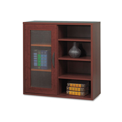 SAF9444MH - Safco® Aprs™ Single-Door Cabinet with Shelves