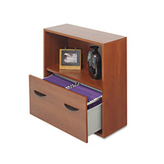 SAF9445CY - Safco® Aprs™ File Drawer Cabinet with Shelf
