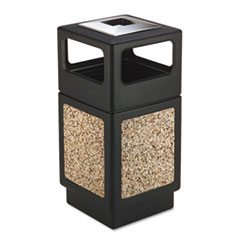 SAF9473NC - Safco® Canmeleon™ Aggregate Panel Receptacles