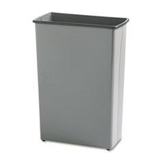 SAF9618CH - Safco® Square and Rectangular Fire-Safe Wastebaskets