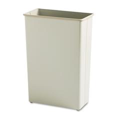 SAF9618SA - Safco® Square and Rectangular Fire-Safe Wastebaskets