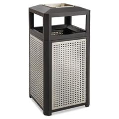 SAF9933BL - Safco® Evos™ Series Steel Waste Container