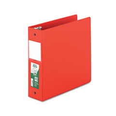 SAM14383 - Samsill® Clean Touch® Antimicrobial Locking D-Ring Binder