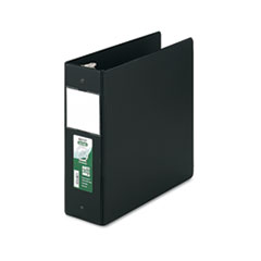 SAM14390 - Samsill® Clean Touch® Antimicrobial Locking D-Ring Binder