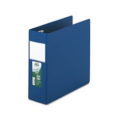 SAM14392 - Samsill® Clean Touch® Antimicrobial Locking D-Ring Binder