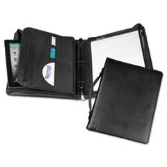 SAM15540 - Samsill® Regal™ Zipper Binder Portfolio