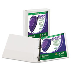 SAM16237 - Samsill® Clean Touch® Locking D-Ring View Binder