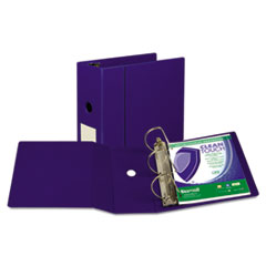 SAM16302 - Samsill® Clean Touch® Antimicrobial Locking D-Ring Binder