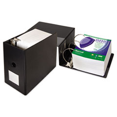 SAM16320 - Samsill® Clean Touch® Antimicrobial Locking D-Ring Binder