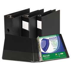 SAM16330 - Samsill® Clean Touch® Antimicrobial Locking D-Ring Binder