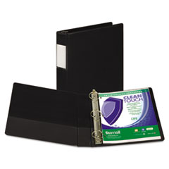 SAM16350 - Samsill® Clean Touch® Antimicrobial Locking D-Ring Binder