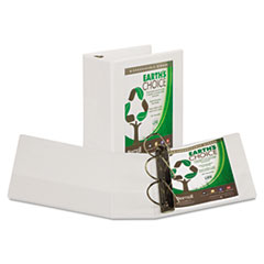 SAM16907 - Samsill® Earth's Choice Biodegradable Angle-D Ring View Binder