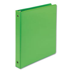 SAM17335 - Samsill® Earths Choice Biobased Economy Round Ring View Binders
