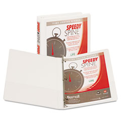 SAM18117C - Samsill® Speedy Spine™ Round Ring Binder