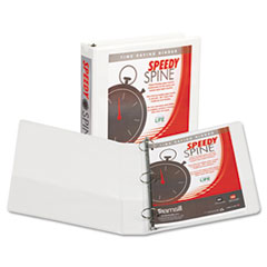 SAM18157C - Samsill® Speedy Spine™ Round Ring Binder