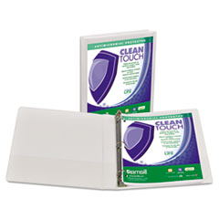 SAM18237 - Samsill® Clean Touch® Locking Round Ring View Binder