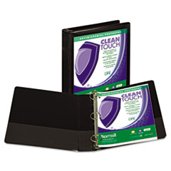 SAM18250 - Samsill® Clean Touch® Locking Round Ring View Binder