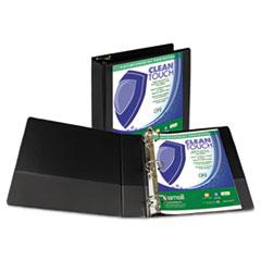 SAM18260 - Samsill® Clean Touch® Locking Round Ring View Binder