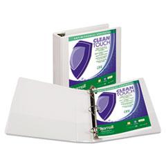 SAM18267 - Samsill® Clean Touch® Locking Round Ring View Binder