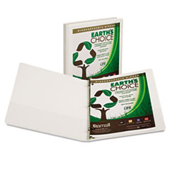 SAM18917 - Samsill® Earth's Choice Biodegradable Round Ring View Binder