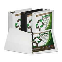SAM18930 - Samsill® Earths Choice™ Biodegradable Round Ring View Binder