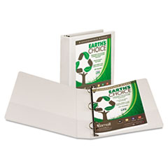 SAM18957 - Samsill® Earth's Choice Biodegradable Round Ring View Binder