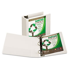 SAM18997 - Samsill® Earth's Choice Biodegradable Round Ring View Binder
