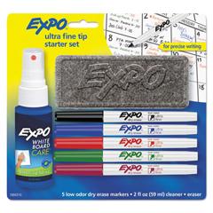 SAN1884310 - EXPO® Low-Odor Dry Erase Marker Starter Set