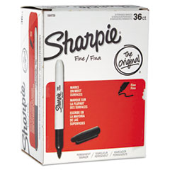 SAN1884739 - Sharpie® Fine Tip Permanent Marker