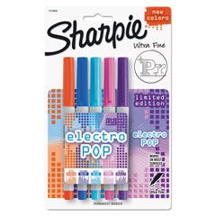 SAN1919848 - Sharpie® Ultra Fine Electro Pop Marker