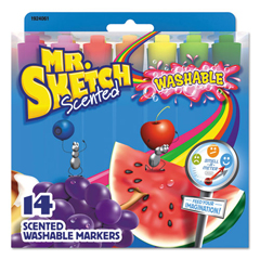 SAN1924061 - Mr. Sketch® Washable Markers