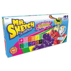SAN1924063 - Mr. Sketch® Washable Markers