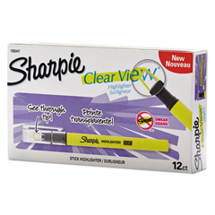 SAN1950447 - Sharpie® Clearview Highlighter