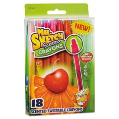 SAN1951331 - Mr. Sketch® Scented Crayons