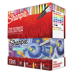 SAN1983254 - Sharpie® Permanent Markers Ultimate Collection