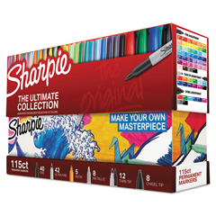 SAN1983255 - Sharpie® Permanent Markers Ultimate Collection