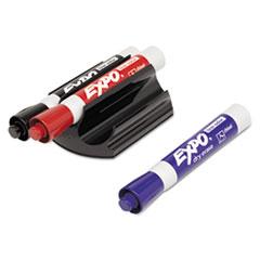 SAN81503 - EXPO® Markaway3™ Eraser and Dry Erase Marker Set
