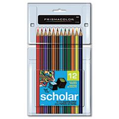 SAN92804 - Prismacolor® Scholar™ 12-Color Pencil Set