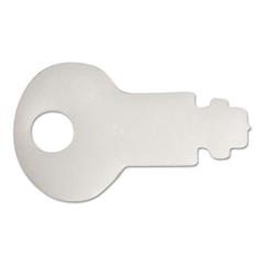 SANN01 - Replacement Key For Centerpull Towel Dispenser