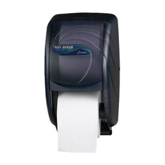 SANR3590TBK - Duett Toilet Tissue Dispenser